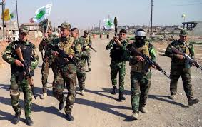 Photo of 6 قتلى من الحشد الشعبي بهجوم لتنظيم الدولة في ديالى