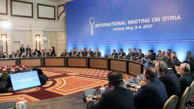 Photo of محادثات أستانة تدين تهريب النفط والهجمات الإسرائيلية على سوريا
