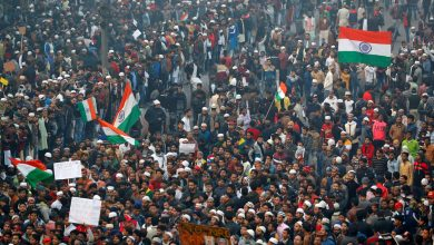 Photo of علماء المسلمين.. يدعون لإلغاء قانون الجنسية الجديد بالهند