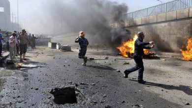 "Photo of 7 قتلى و3 جرحى من ""الحشد الشعبي"" شمالي العراق"