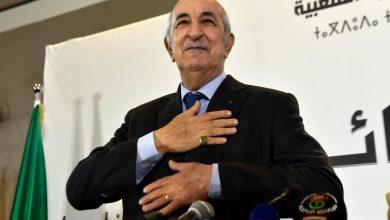 Photo of الرئيس الجزائري الجديد يكشف موقف بلاده من الأزمة الليبية والصحراء الغربية