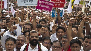 Photo of استمرار الاحتجاجات في الهند للتنديد بقانون يمنح الجنسية لغير المسلمين