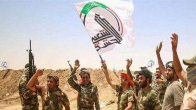 Photo of الحشد الشعبي يتصدى لهجوم كبير لداعش جنوب الموصل