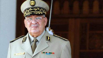 Photo of وفاة رئيس أركان الجيش الجزائري أحمد قايد صالح