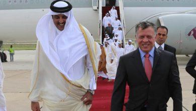 Photo of أمير قطر يبدأ جولة تشمل الأردن تونس الجزائر