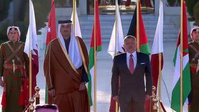 Photo of في زيارة هي الثانية بعد الحصار.. أمير قطر يصل الاردن