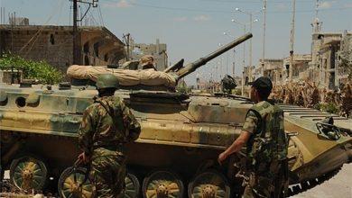Photo of الجيش السوري يواصل عملياته في ريفي حلب وإدلب ويحرر بلدات جديدة