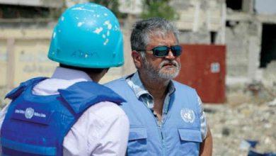 Photo of الأمم المتحدة تعلّق على استهداف ميناء الصليف في الحديدة