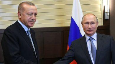 Photo of اردوغان يلتقي بوتين.. القرارات التي سنتخذها ستخفف التوتر في سوريا