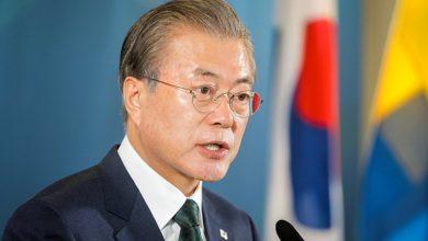 Photo of الرئيس الكوري يلغي جولة للإمارات ومصر وتركيا بعد تفشي كورونا