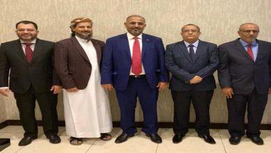 Photo of هل هو إنقلاب جديد على الشرعية.. السعودية تسمح بإعادة وفد الإنتقالي الى عدن