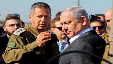 Photo of بعد رئيس الحكومة.. رئيس أركان الجيش الإسرائيلي في الحجر الصحي