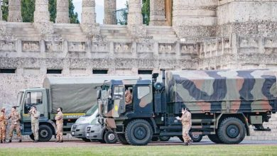 Photo of إيطاليا.. نحو 400 حالة وفاة بكورونا في إقليم لومبارديا خلال يوم