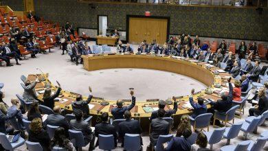 Photo of بسبب كورونا.. خلافات حادة بين أمريكا والصين في مجلس الامن الدولي