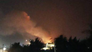 Photo of مارب.. طيران التحالف يستهداف المنطقة العسكرية الثالثة