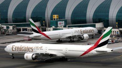 Photo of طيران الامارات تتحد موعد إيقاف جميع رحلاتها بسبب كورونا
