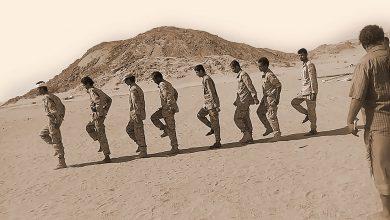 Photo of إعدامات جماعية لجنوبيين حاولوا الانسحاب من الحدود السعودية
