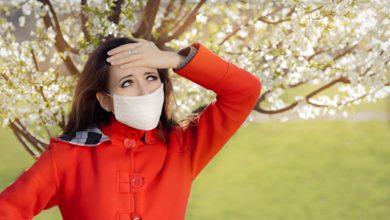 Photo of كيف تفرق بين اعراض فيروس كورونا وحساسية الربيع القادم