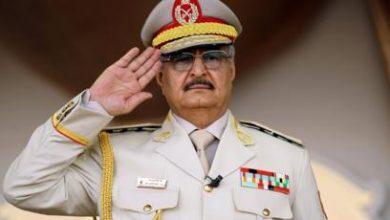 Photo of حفتر يعلن بدء معركته ضد القوات التركية في ليبيا