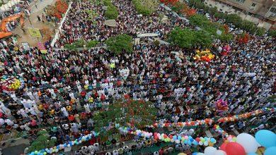 Photo of الأزهر يؤكد عدم جواز صلاة العيد جماعة خلف تلفاز