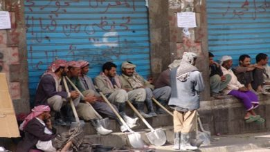 Photo of حال عمال اليمن في عيدهم السنوي