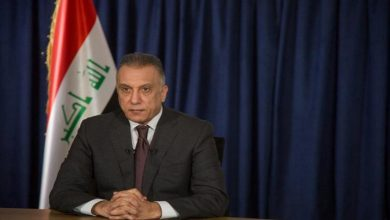 Photo of مصطفى الكاظمي يؤدي اليمين الدستوري رئيسا للوزراء في العراق