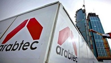 "Photo of الكبرى بقطاع المقاولات في الامارات.. شركة ""أرابتك"" تخسر 183 مليون دولار"