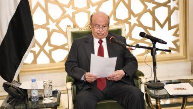 "Photo of هادي يقوض حركة الإصلاح في أبين.. وكرمان تصفه بـ ""الخائن"""