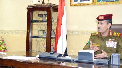 Photo of صنعاء.. وزير الدفاع يتوعد باستمرار العمليات الهجومية