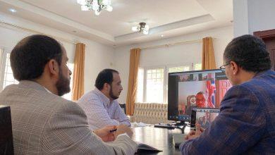Photo of وفد صنعاء يجري مباحثات مكثفة لمناقشة الوضع الإنساني في اليمن