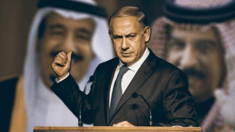 """كيف مهدة أنظمة دول خليجية الطريق لـ""""إسرائيل"""" لتنفيذ خطة الضم"""