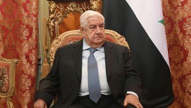 Photo of خارجية سوريا: مستعدون لمساعدة الاشقاء في مصر لحماية أمنهم القومي بغض النظر عن مواقفهم من قضايانا