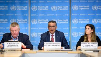 Photo of كورونا.. الصحة العالمية تتوقع بلوغ الإصابات 10 ملايين الأسبوع المقبل والوفيات اكثر من 500 ألف