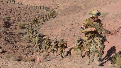 Photo of الجيش المصري يعلن عن مناورة على الحدود مع ليبيا