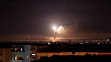 Photo of وكالة سانا: دفاعات الجو السورية تتصدى لعدوان إسرائيلي في سماء دمشق