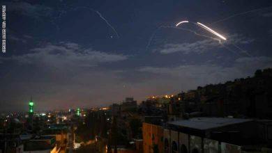 Photo of المضادات السورية تدمر هدفا إسرائيليا في الجولان المحتل