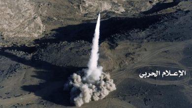 Photo of الحوثيون يستهدفون بصاروخ باليستي تجمعا لقوات الإصلاح في ماهلية بمأرب